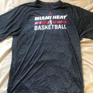 Adidas Miami Heat Basketball t-shirt